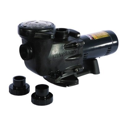 Hayward SP2807X10 1 HP Max-Flo Standard Efficient Single-Speed Medium Head In-Ground Pool and Spa - Head Pool Pump Medium