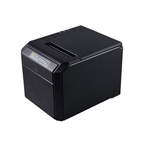 Sanyoo 3'1/8 80mm Thermal Receipt POS with USB Serial Ethernet Windows  Driver ESC/POS RJ11 RJ12 for Cash Drawer
