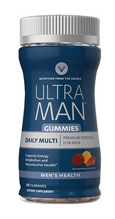 Amazon.com: Vitamina World Ultra Man gomitas diario Multi ...