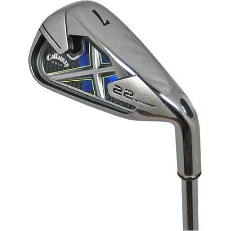 Callaway Golf X-22 hierro juego (4-PW): Amazon.es: Deportes ...