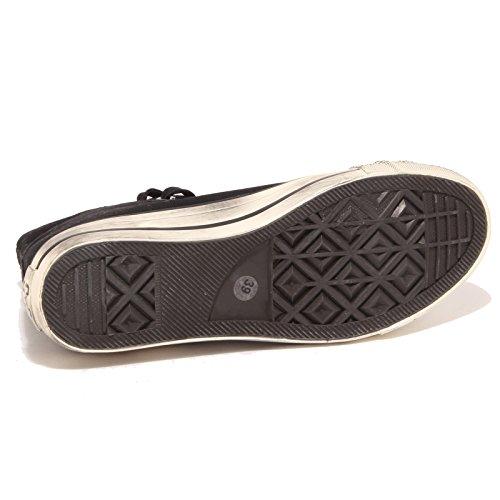 Donna Scarpa 2star Tela Love Uomo Nero Unisex Sneaker Shoes 66993 xnqqOawZ4g