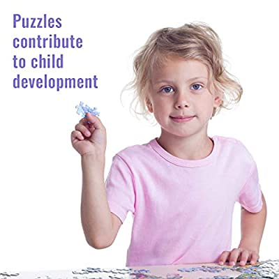 Puzzles for Adults – Puzzle 4000 - Underwater Life - Under The Sea Puzzle - Fish Puzzle - Marine Puzzle - Difficult Puzzle for Adults and Children: Toys & Games