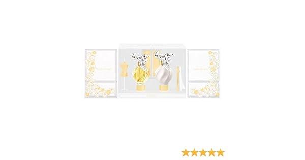 Nina Ricci LAir Du Temps Perfume y Loción Corporal - 1 pack: Amazon.es: Belleza