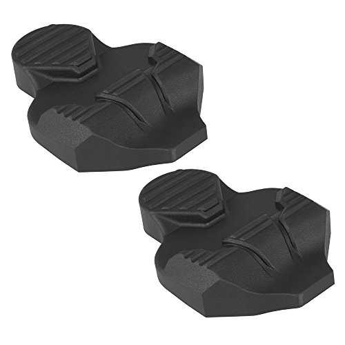 BV Bike Cleat Covers for Look Keo System - Road Bike Bicycle Cover Set