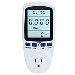 TS-836A Plug Power Meter Energy Voltage ...