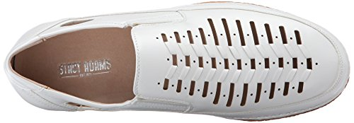 Mocassino Slip On Mocassino Stacy Adams Bianco