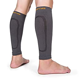 NOOYME Calf Compression Sleeves Leg Compression Socks for Men and Women