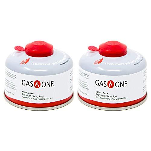 GasOne Camping Blend Isobutane Canister product image