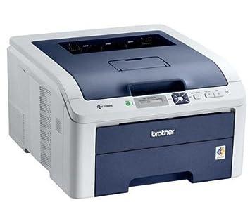 Impresora láser color LED HL-3040CN de red: Amazon.es ...