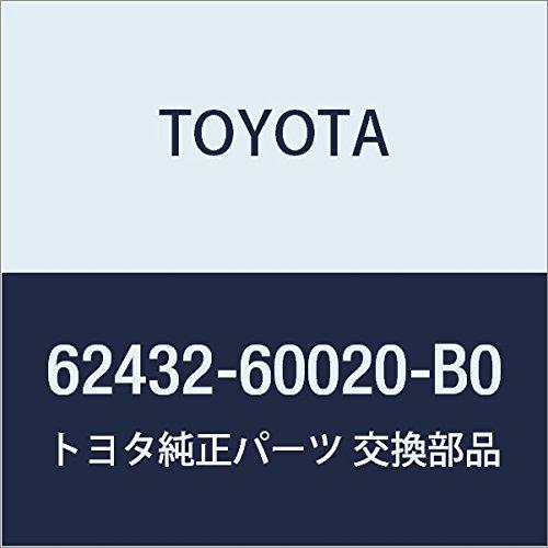 TOYOTA 62432-60020-B0 Side Rail Garnish