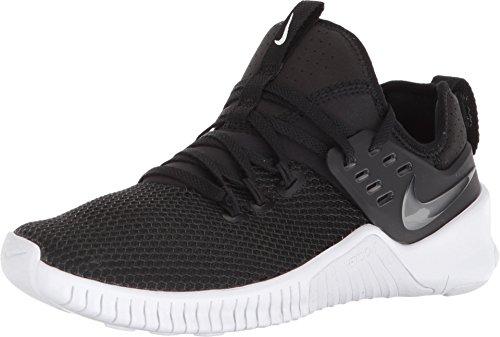 Nike Men's Metcon Free Training Shoe Black/White 11.0
