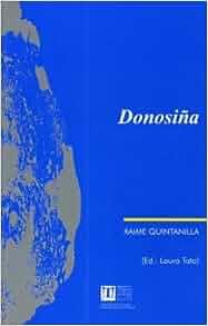 Donosina, de Xaime Quintanilla (Spanish Edition): Tato