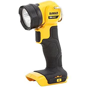 Dewalt Dcl043 20v Max Jobsite Led Spotlight Amazon Com