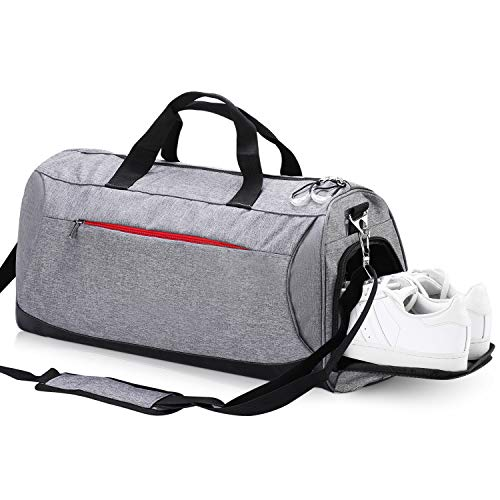 Eocean Dry Wet Depart Duffle Bag Sports Gym Bag with for sale  Delivered anywhere in Canada