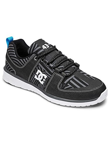 DC Shoes Lynx Lite KB, Espadrillas Basse Uomo Nero - black/multi