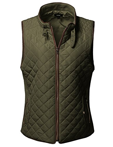 Quilted Spandex Vest - 2