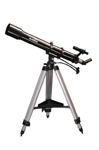Sky-Watcher Skywatcher Evostar-90 (AZ-3) – Telescopio Refractor, Plata