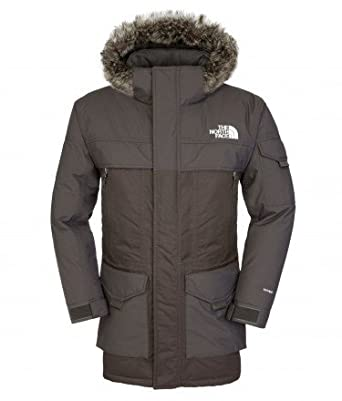 1e166ca982 THE NORTH FACE - Parka Homme McMurdo 2 Grise-Taille - XXL: Amazon.fr ...