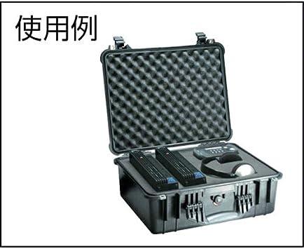 Pelican 1550 Camera Case With Foam Desert Tan
