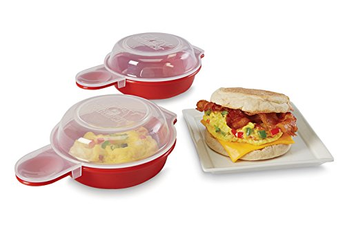 microwave egg muffin cooker - 9