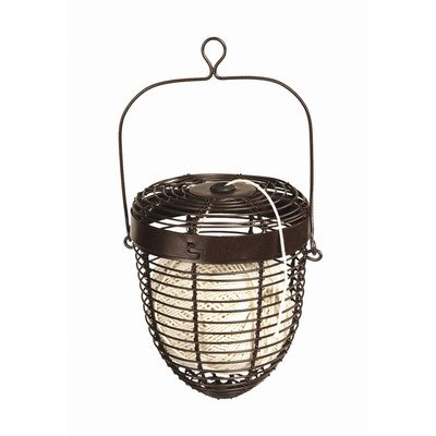Achla Designs Hanging Traditional Basket Twine Holder