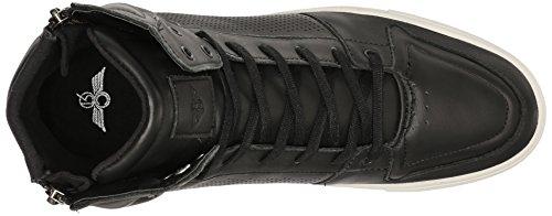Mens Ricreazione Creative Adonis Moda Sneaker Nera D