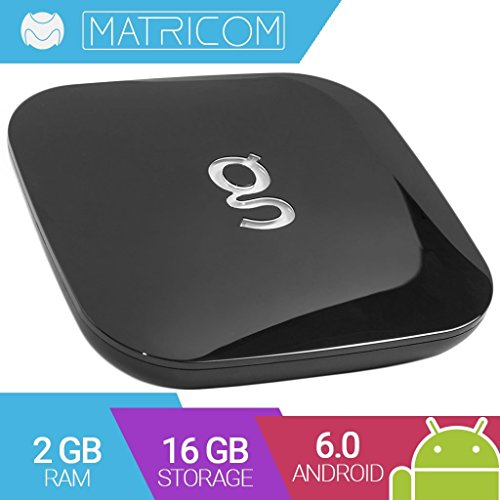 Matricom G-Box Q3 Quad/Penta-core Android TV Box