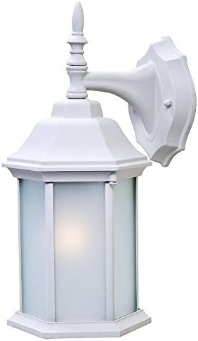 Acclaim 5182TW/FR Craftsman 2 Collection 1-Light Wall Mount Outdoor Light Fixture