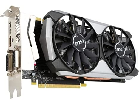 MSI GeForce GTX 970 GTX 970 4 GD5T OC de Titanio 4 GB 256 bits ...
