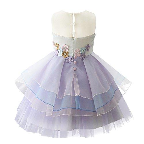 ceae3323a5e360 Tutu Ibtom Enfant Midi Princesse Anniversaire Fille Florale Castle ...