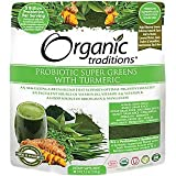Probiotic Super Greens with Turmeric For Sale