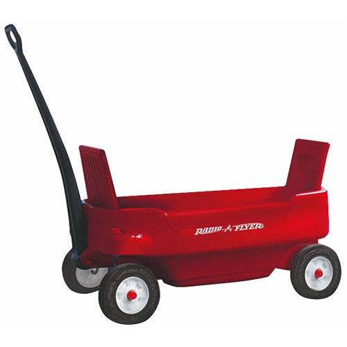 Pathfinder Wagon (Toy Radio Flyer Box)