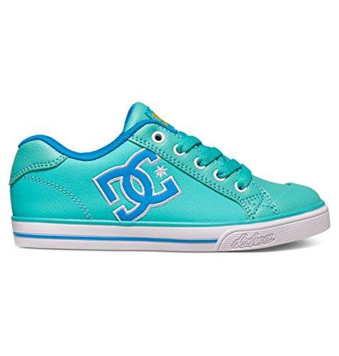 DC Shoes Girls Shoes Chelsea Se - Shoes - Girls 8-16 - US 11.5 - Blue Turquiose US 11.5 / UK 10.5 / EU - Dc Chelsea Shoes Kids
