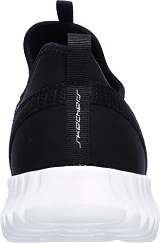 Skechers Mens Foreflex Leather Mesh Air Cooled Casual Trainers Shoes get authentic online wiki clearance best store to get cheap price from china outlet comfortable MSDJcTgEXX