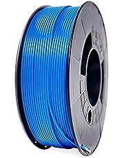Winkle PLA-filament   Pla 1,75 mm   filament print   3D-printer   3D-filament   kleur Pacific Blue   spoel 300 g