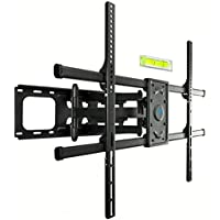 PERLESMITH Full Motion TV Wall Mount Bracket for 50-90 Inch LED LCD OLED Flat Screen Plasma TV's