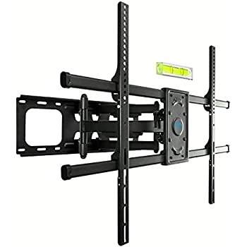 kanto pdx680 full motion tv wall mount for 39 75 flat screen monitor easy. Black Bedroom Furniture Sets. Home Design Ideas