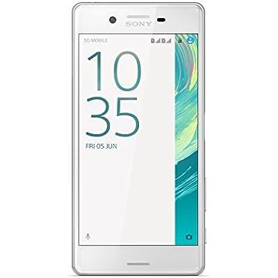 Sony Xperia 32GB SIM Free Smartphone White