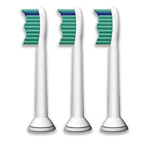 Philips Sonicare ProResults Toothbrush Standard Brush Heads, 3 Count