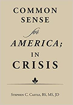Common Sense For America; In Crisis Descargar Gratis De Eor PDF