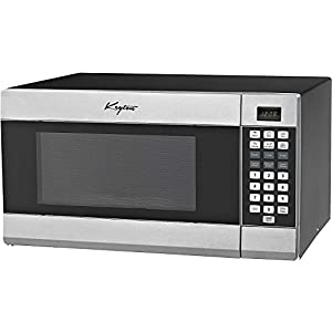 Keyton K-1.1SSMICROWAVE Microwave Oven with 6 Instant Cooking Settings & 10 Power Levels, Stainless Steel – Very good choice,
