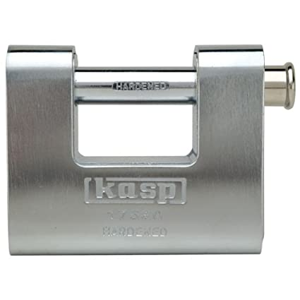 Kasp K17580D - Cerradura blindada - 80 mm