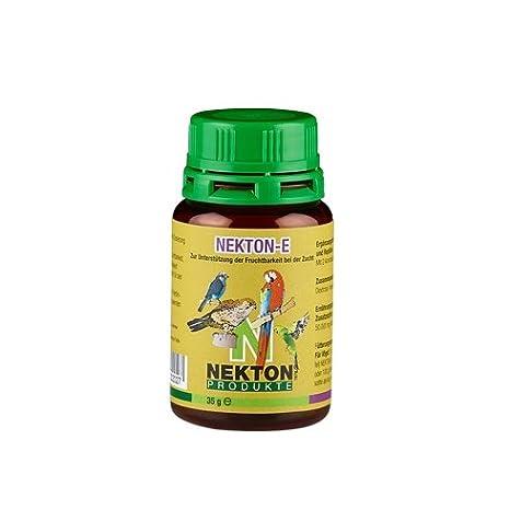 nekton-e Suplemento de Vitamina E para pájaros, 35 mm: Amazon.es: Productos para mascotas