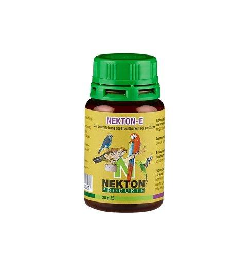 Nekton-e Vitamine E Complément Alimentaire pour Oiseaux, 35GM 733309202027