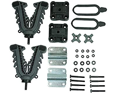 ATV Tek VFG1 V-Grip Rider Gun/Bow/Tool Rack