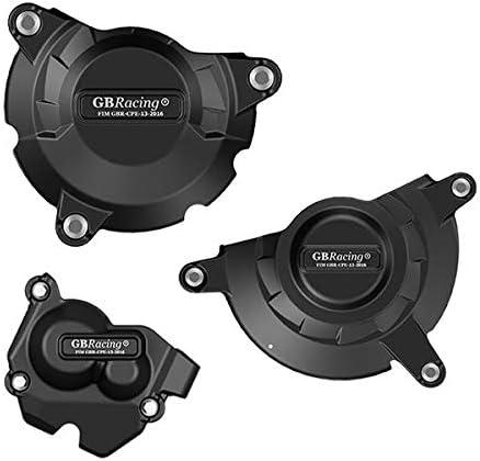 Motordeckel Protektoren Set FIM f/ür Kawasaki Ninja ZX-10R 2011-2020