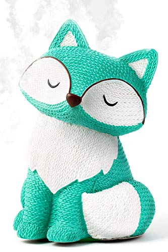 Cute Fox Essential Oil Diffuser for Kids, Cool Mist Humidifiers For Bedroom Kids, Baby Registry Essentials Aromatherapy Diffuser Oils by Roccababy