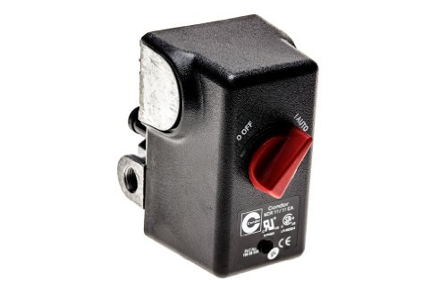 Campbell-Hausfeld CW209300AV Pressure Switch for Air Compressors by...