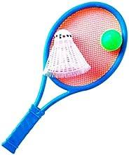 BESPORTBLE, kit iniciante de raquete de tênis infantil com bolas, raquete de tênis leve para pais e filhos, br