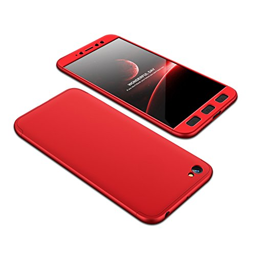 XiaoMi RedMi Note 5A/RedMi Y1 Lite Funda - BCIT Funda XiaoMi RedMi Note 5A/RedMi Y1 Lite 360 Grados Integral Para Ambas Caras...